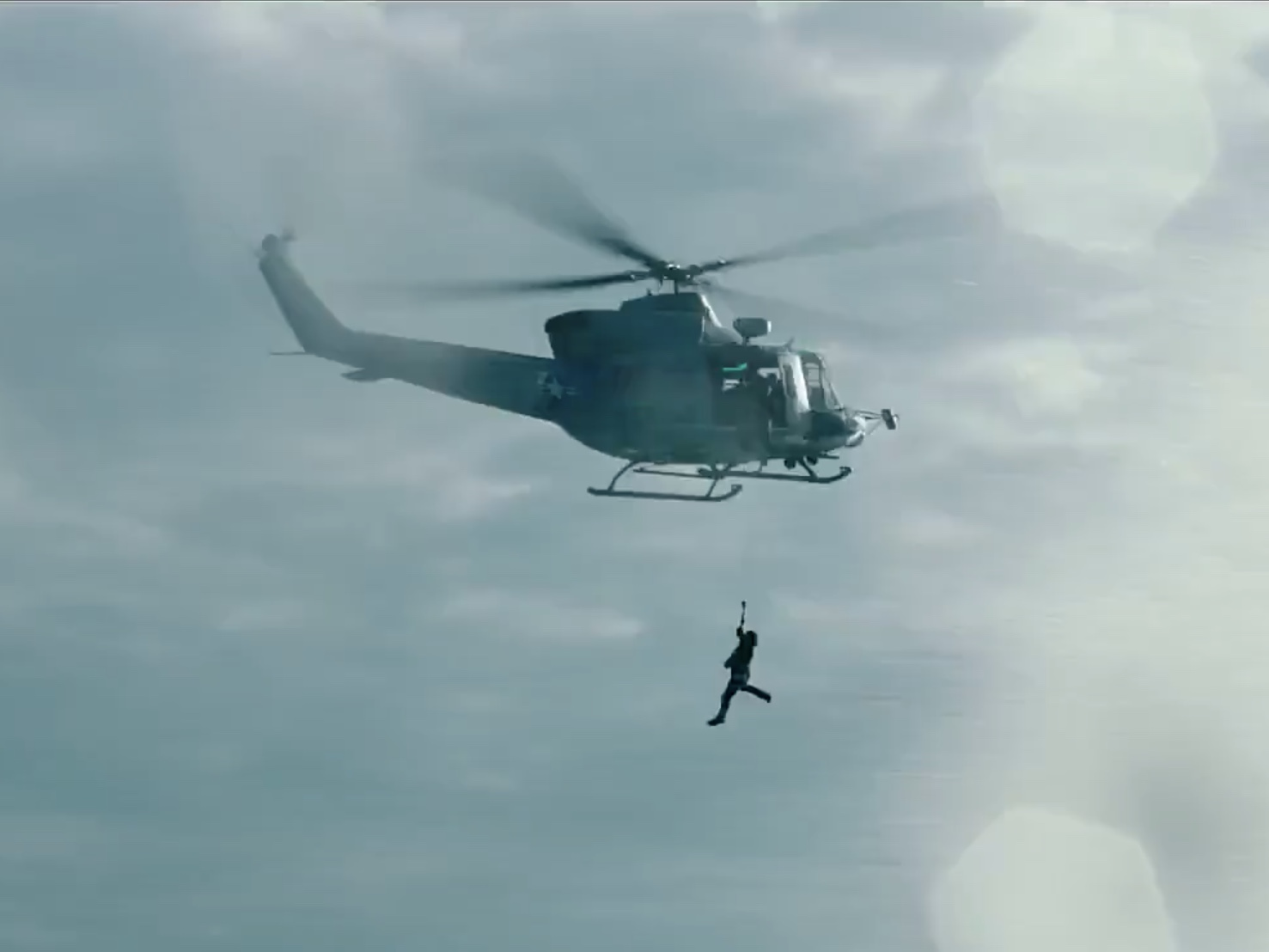 American Assassin Helicopter 2